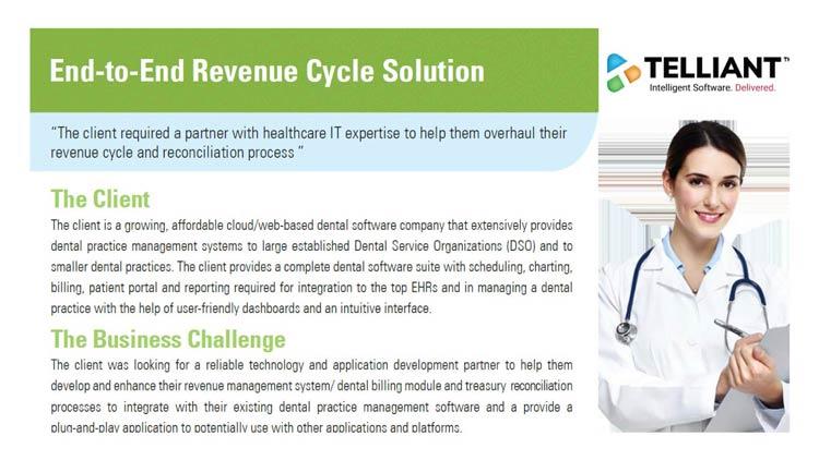 Revenue Cycle Management Case Studies